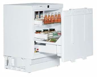 Liebherr UIK 1550 Premium Intégré 118L A++ Blanc réfrigérateur - Réfrigérateurs (118 L, SN-T, 39 dB, A++, Blanc)