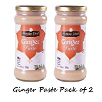 Minute Chef- Ready to Cook Ginger Paste, 370g Pack of 2