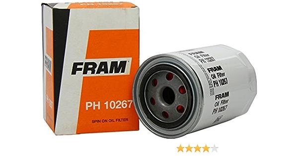 Fram Ph10267 Ölfilter Auto