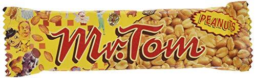 Mr. Tom - Erdnussriegel - Nussriegel - 36 Riegel a 40 Gramm