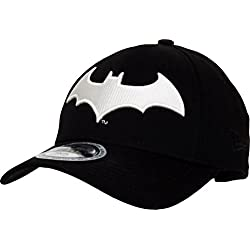 New Era Batman Gorra para niño Infantil, S