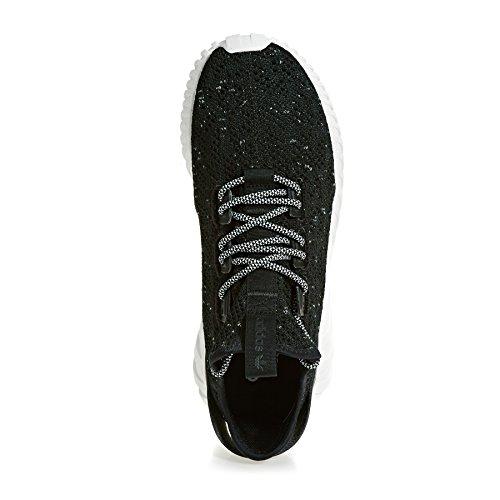 adidas Tubular Doom Sock PK, Scarpe da Ginnastica Basse Uomo Nero (Core Black/footwear White/core Black)