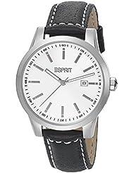 Esprit Damen-Armbanduhr Analog Quarz Leder ES105031001
