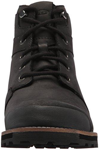 Keen The Rocker WP - Chaussures - Marron 2017 Black/black