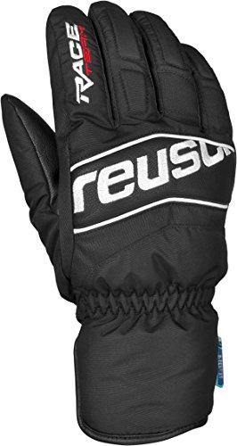 Reusch guanti da uomo da sci Race VC R-TEX XT, black/white, 8, 4601257