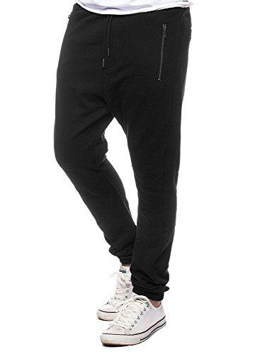 !Solid Nichola - Pantalon - Relaxed - Homme Noir (Schwarz)
