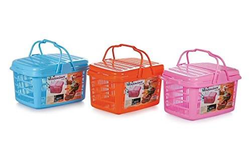 Rpa Harmony Picnic Basket For Storing Kids Clothes, Toys,Clothes And Household Stuff
