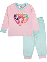 Baby Girls My Little Pony Kids Pyjamas So Sweet Pink 6-9 Months