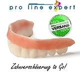 Pro-Line Expert X3 Zahnverblendung (Unterkiefer, Weissgelblich)