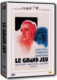 Le Grand Jeu (1934) Alle Region
