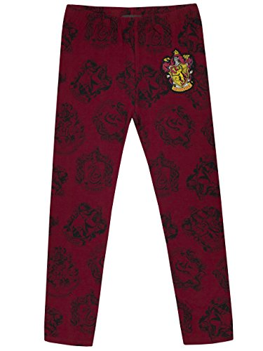 Harry Potter Girls Harry Potter Leggings Ages 5 to 13 Years