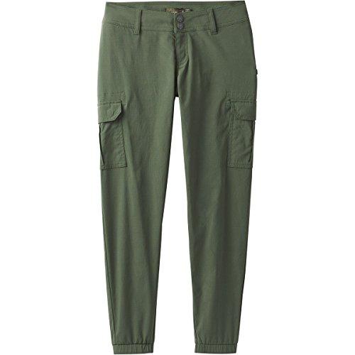 prAna Salbei Jogger Pants waldgrün