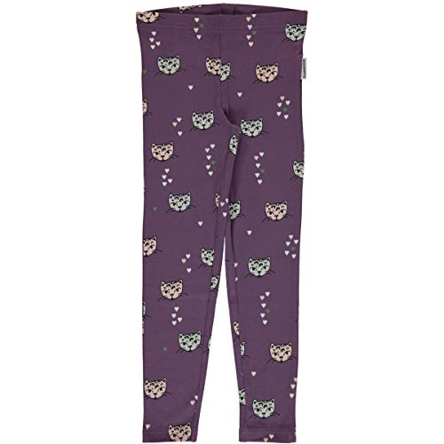 Kitty Leggings (Maxomorra Plus Leggings - Kitty Katze - 74/80 cm - 9-12 Months)