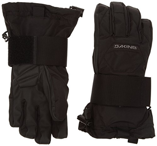 dakine-handschuhe-wristguard-gloves-junior-guantes-de-esqu-para-nia-color-negro-talla-m