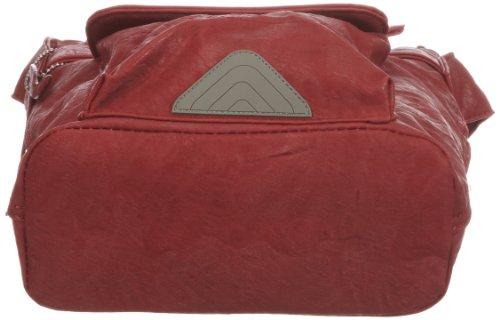 KangaROOS  JEAN-II biota bag (set), sacs bandoulière femme Rouge - Rot (bordeaux 647)