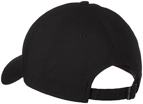 Adidas 6pcap Ltwgt EMB Tennis-Cap, Herren, Herren, 6Pcap Ltwgt Emb, L Black/White