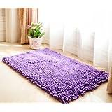 C & H/Felpudo antideslizante alfombrillas de baño cama de agua en el salón salón o dormitorio alfombra 6