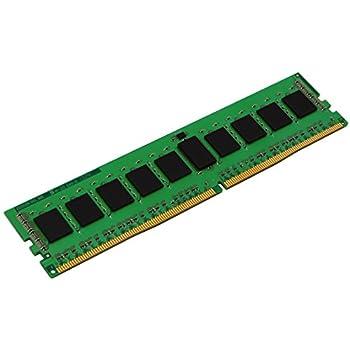 Kingston KVR24R17S8/8MA Memoria RAM da 8 GB, DDR4, 2400 MHz, ECC R Mic, Nero [Vecchio Modello]