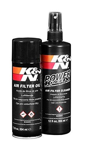 K&N 99-5000EU Kit de Mantenimiento para Filtros de Aire