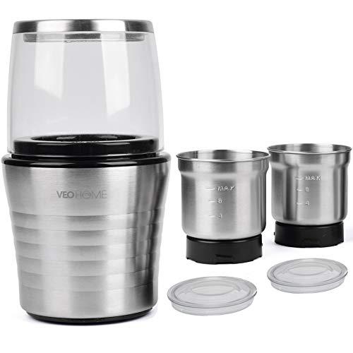 Kaffeemühle Elektrische - Schlagmesser Kräftige - mahlen Kaffeebohnen Gewürze Kräutern Nüsse Getreide