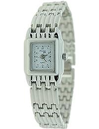 Reloj de señora - Cadena Esfera blanca - Christian Gar 4207-L - ENVIO GRATUITO