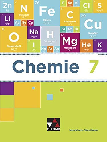 Chemie - Nordrhein-Westfalen / Sekundarstufe I: Chemie - Nordrhein-Westfalen / Chemie NRW 7: Sekundarstufe I