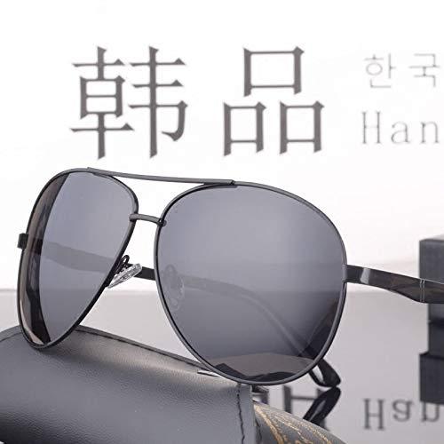LKVNHP 150Mm Übergröße Aviation Polarized Sonnenbrille Herren Schwarz Driving Sonnenbrille Für Herren Large Anti Polar Uv400Schwarz