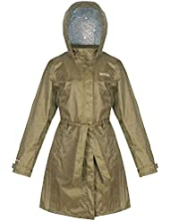 Regatta - Chaqueta gabardina / abrigo impermeable modelo Anthea para mujer