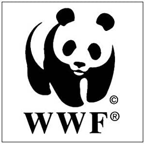 sticker autocollant-wwf panda animal