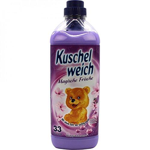 6er Vorratspack Kuschelweich Weichspüler 990ml Magische Frische (6*990ml)
