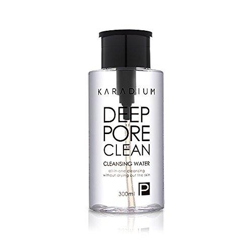 KARADIUM Deep Pore Clean Cleansing Water