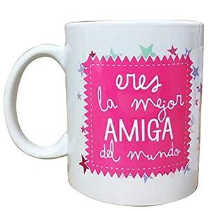 ARTEMODEL Taza Mejor Amiga, Multicolor (1)