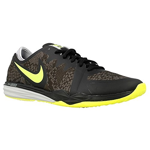 Nike W Dual Fusion Tr 3 Print, Baskets Basses Femme