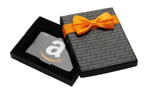 Buono Regalo Amazon.it - €100 (Cofanetto Amazon)