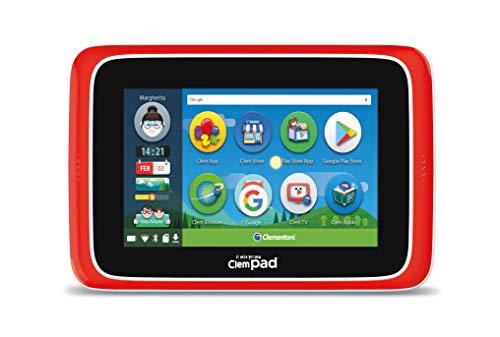 tablet per bambini 3 anni Clementoni-Clementoni-16615-Il Mio Clempad Go Plus