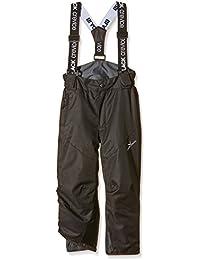 Black Crevice Pantalón Esquí  Negro 6 años (116 cm)