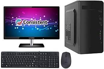 Tegh TC-1857 19-inch LED Assembled Desktop (Intel Core 2 Duo 3GHZ/500GB/4GB RAM)