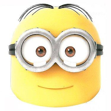 Mask-arade - Maschera di Minion, dal film Cattivissimo me 2