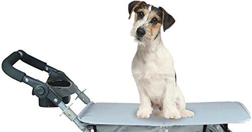 POUSSETTE CHIEN Nomade Placa de para Perros para