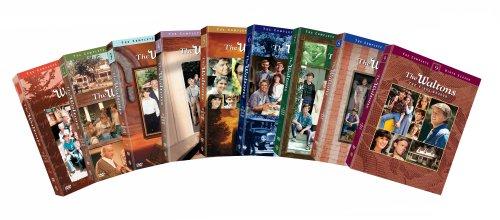 Waltons: Complete Seasons 1-9 [DVD] [Region 1]