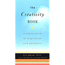 Creativity Book: A Years Worth of Inspiration and Guidance