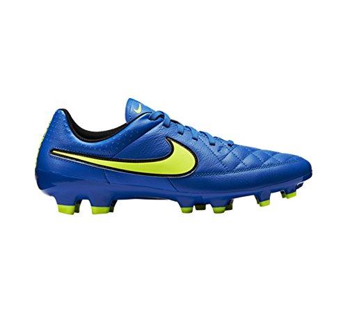 97d27419 Nike Tiempo Genio Leather FG, Herren Fußballschuhe Soar/VoltBlack ...