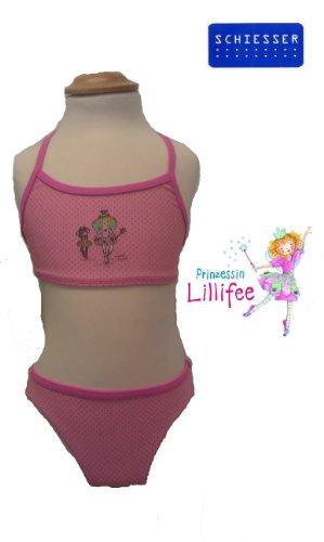 Preisvergleich Produktbild Lillifee Bustier Bikini G.98-140 - Schiesser 033110 (140)