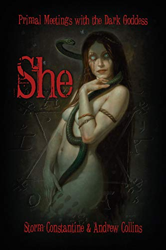SHE: Primal Meetings with the Dark Goddess (English Edition)