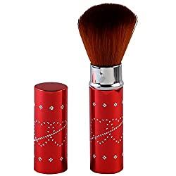 3rb Cosmetic Makeup Blush Brush (Red)
