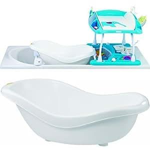 duo bain lange amplitude bb doux blue baignoire. Black Bedroom Furniture Sets. Home Design Ideas