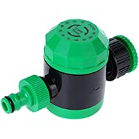 PB PEGGYBUY - Temporizador automático de agua para el hogar, impermeable, sistema de riego para el jardín, riego