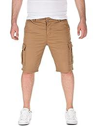 Yazubi Herren Chino Bermuda Shorts Ryze
