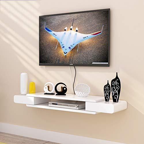 XUQIANG Mueble de televisión de pared Estante para televisor ...