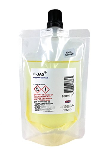 F-JAS fragranza olio (100ml)., Juicy Cherry, Pure